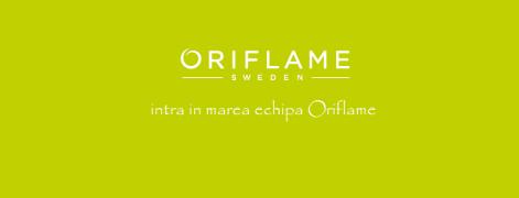 Înscriere Oriflame